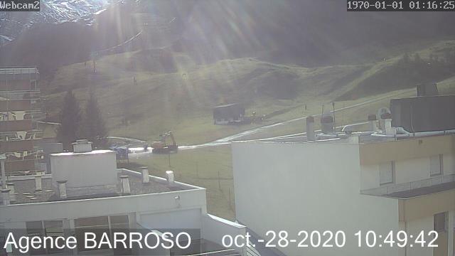 Webcam en Front de Neige - Les Bosses